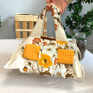 Sacs à Tarte - Lunchbag - Upcyclés - 100% Made in France