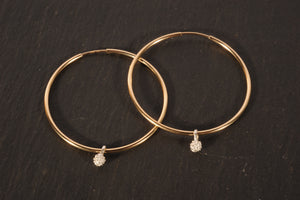 waxberry simple hoops