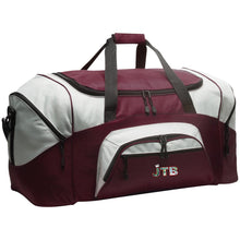 Load image into Gallery viewer, JTB Colorblock Sport Duffel