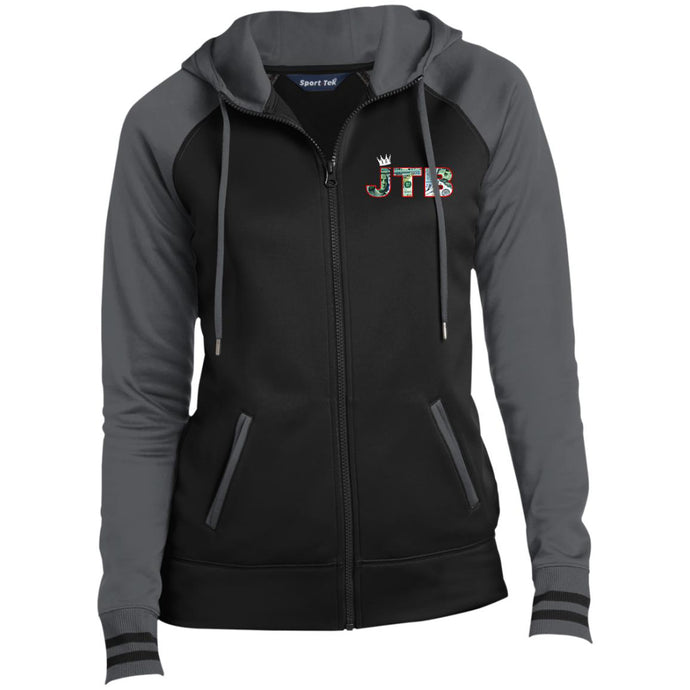 JTB Ladies' Hooded Jacket