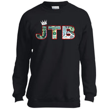 Load image into Gallery viewer, JTB Youth Crewneck Sweatshirt