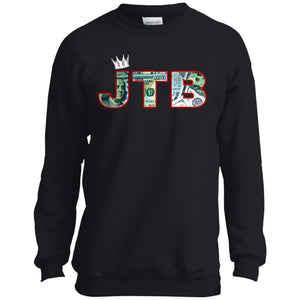 JTB Youth Crewneck Sweatshirt