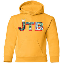 Load image into Gallery viewer, JTB Youth Pullover Hoodie