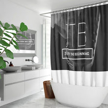 Load image into Gallery viewer, JTB Shower Curtain