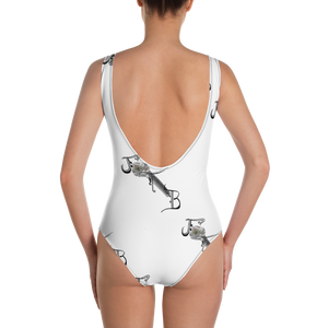 JTB One-Piece Swimsuit