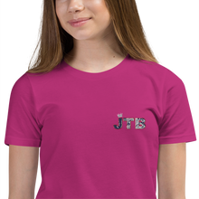 Load image into Gallery viewer, JTB Youth Short Sleeve T-Shirt