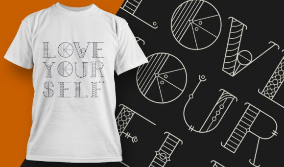 Love yourself - Omega Design