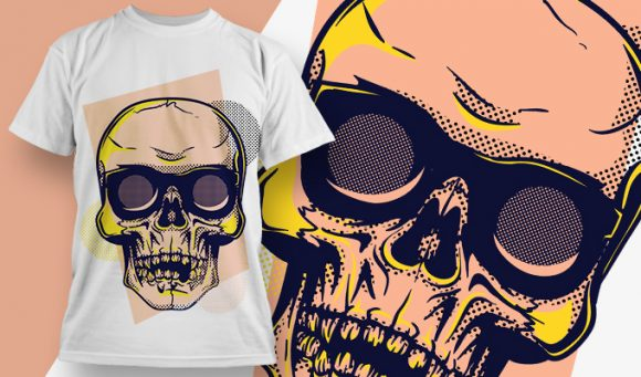 Too cool T-Shirt - Omega Design