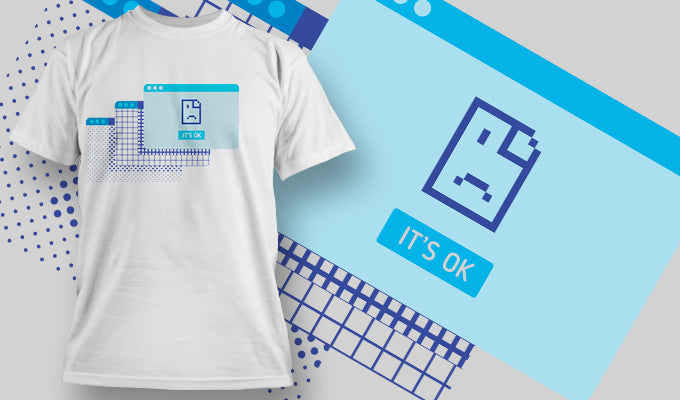 It's Ok - T-Shirt - Shirto.nl