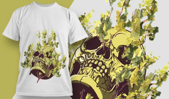 All the trees - T-Shirt - Shirto.nl