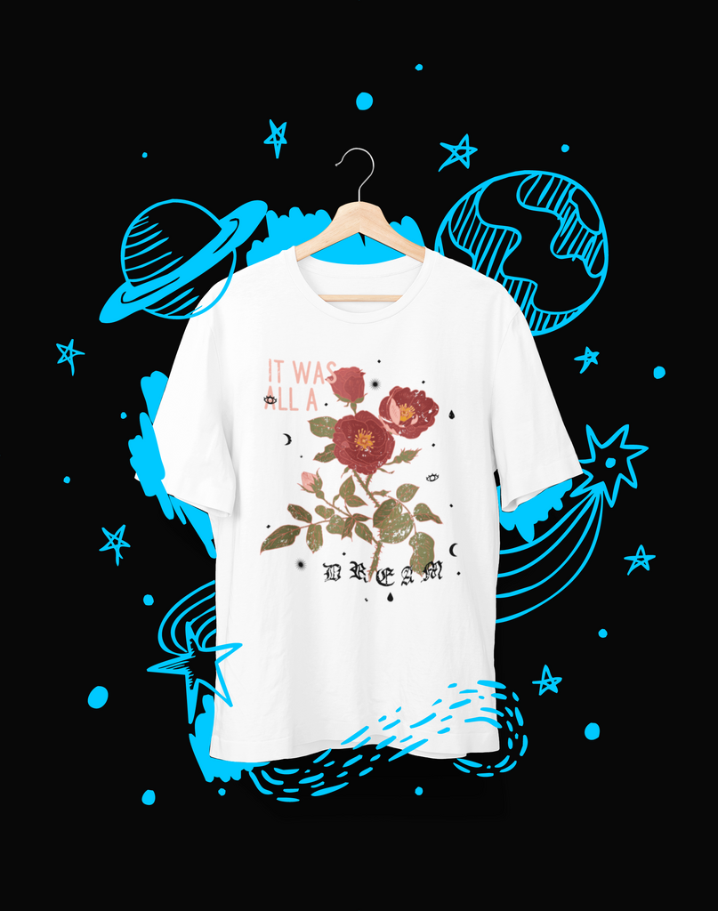 rose - T-Shirt - Shirto.nl