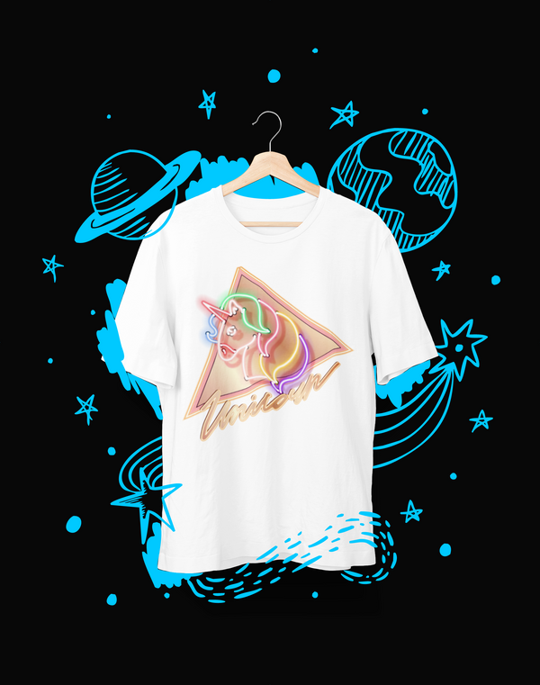 Unicorn - T-Shirt - Shirto.nl