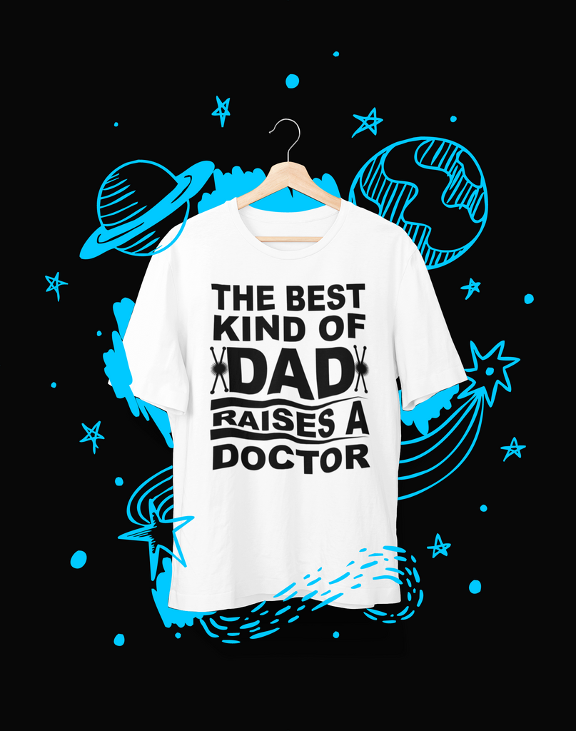 The best kind of dad - T-Shirt - Shirto.nl