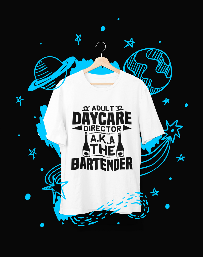 Adult Daycare Director - T-Shirt - Shirto.nl