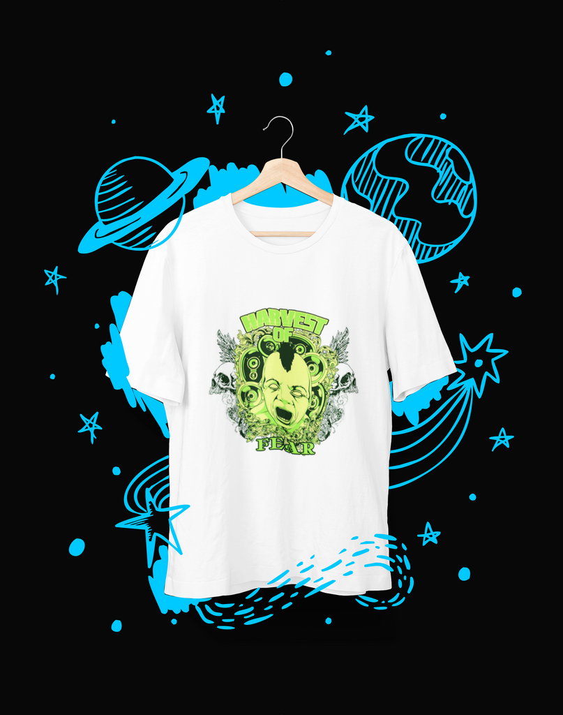 Harvest of Fear - T-Shirt - Shirto.nl
