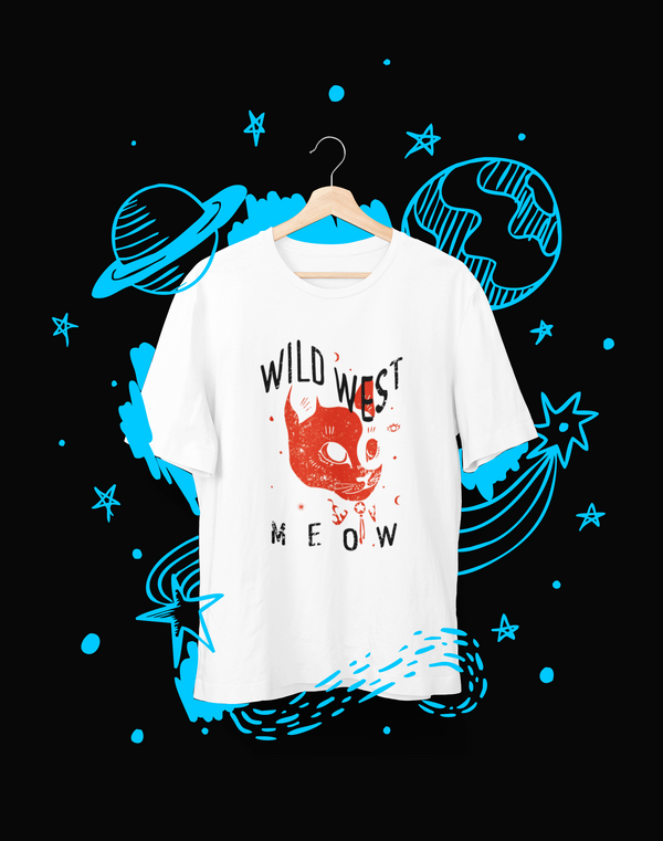 Wild West - T-Shirt - Shirto.nl