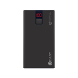 Pb-108 (10000Mah) Power Bank (Black Pearl Colour)
