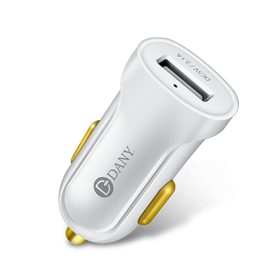 Pd-109 (Car Charger 1 Port) - Dany Technologies