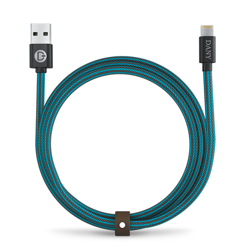 Aic-400 2 In 1 (Two Sides) - Android / Iphone Cable - Dany Technologies