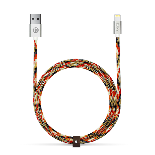 Army-150 (Army-Iphone Cable) - Dany Technologies
