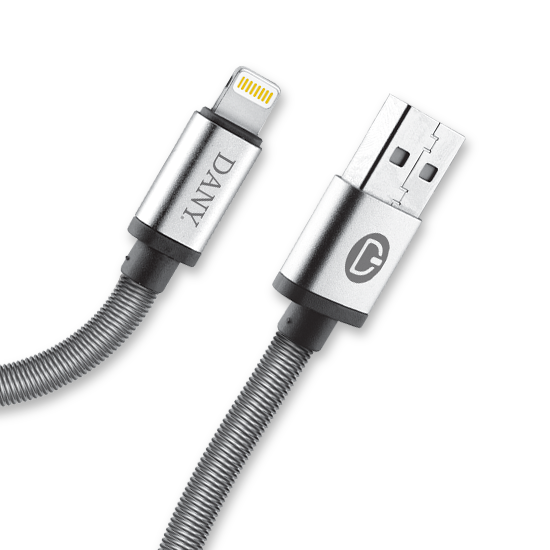 Sp-330 (Spring-Iphone Cable) - Dany Technologies