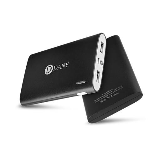 Pb-59 (5600 Mah) White Power Bank - Dany Technologies