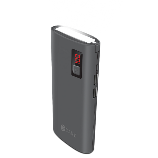 Jupiter Jl-7 (10,000 Mah) Power Bank - Dany Technologies