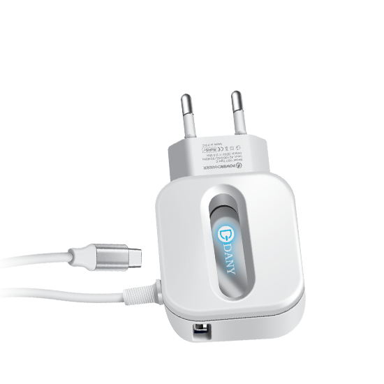 H-87 (Type C  Quick Charger) - Dany Technologies