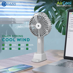 Air Cool Water Spray fan - Dany Technologies