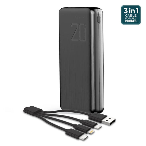 G-35 (20,000) mAh Fastest Powerbank - Dany Technologies