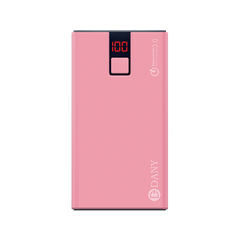 PB-108 (10,000 mAh Power Bank Strawberry Color) - Dany Technologies
