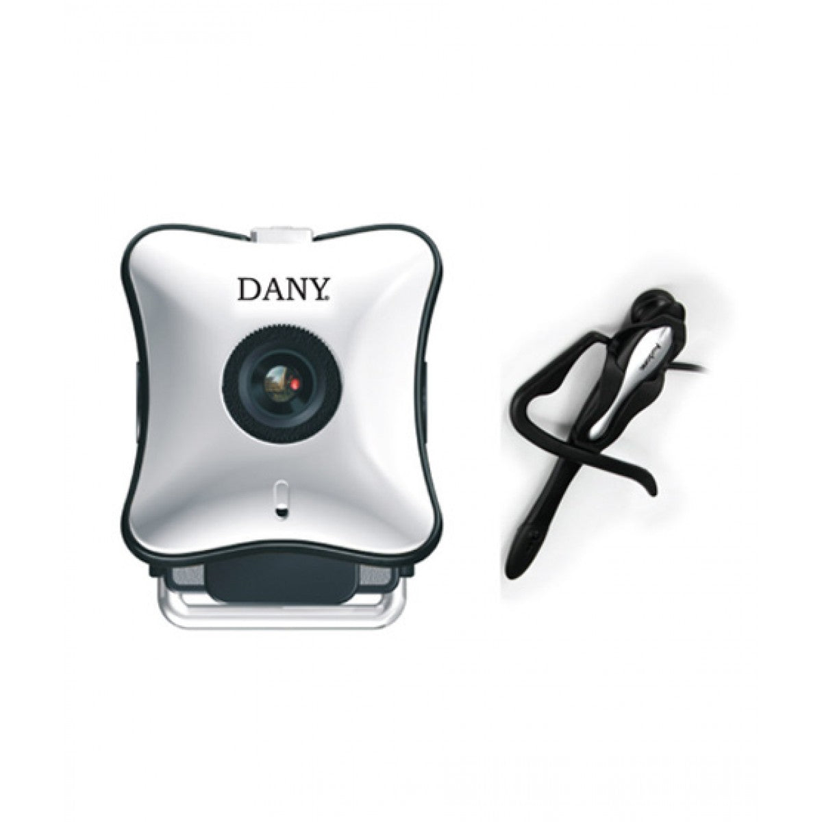 WEB CAM (WEB MET RC-902) WITH HEAD SET - Dany Technologies