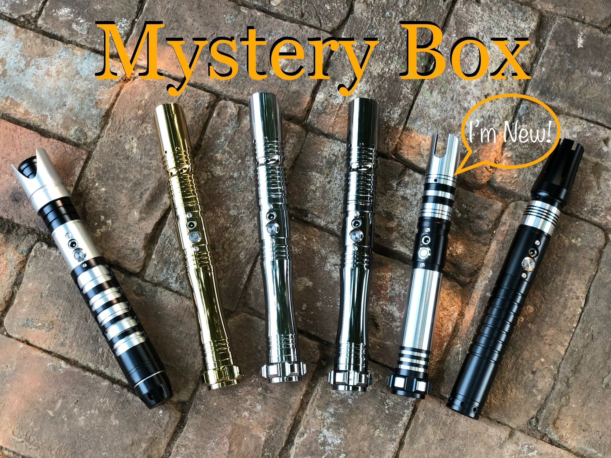 Mystery Boxes, back by popular demand for a limited time!