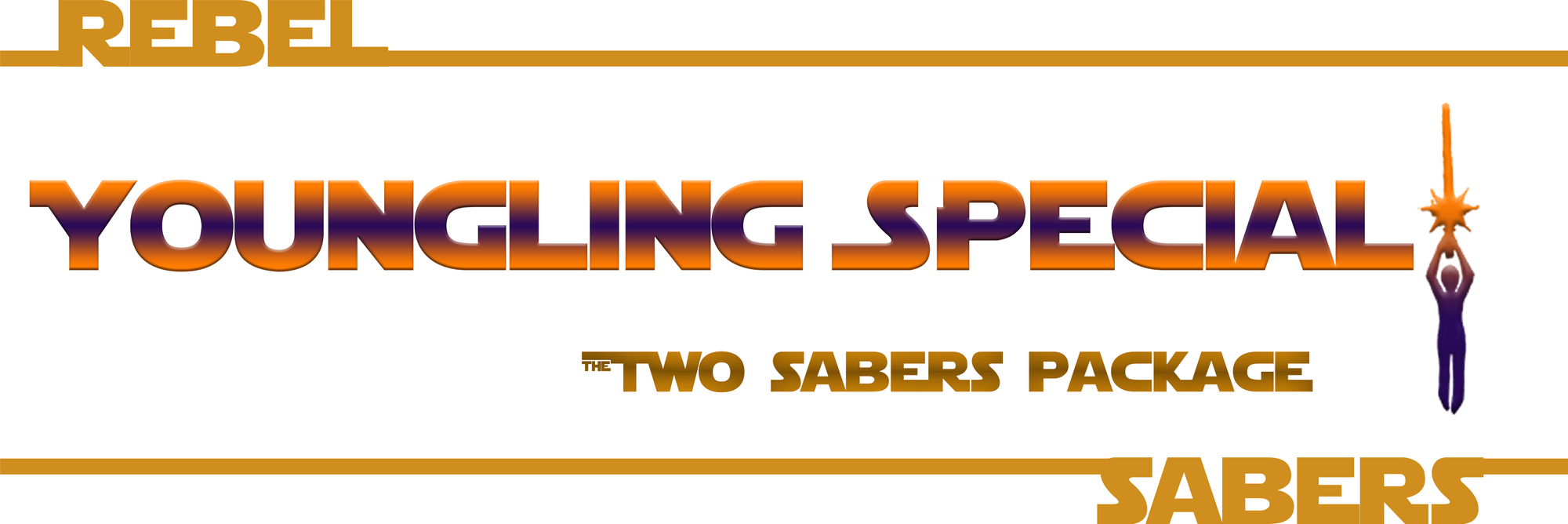 Youngling Special | Two Lightsaber Package