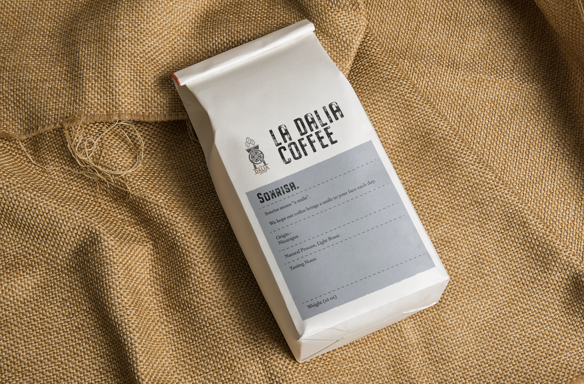 Sonrisa - Light Roast, Natural Process