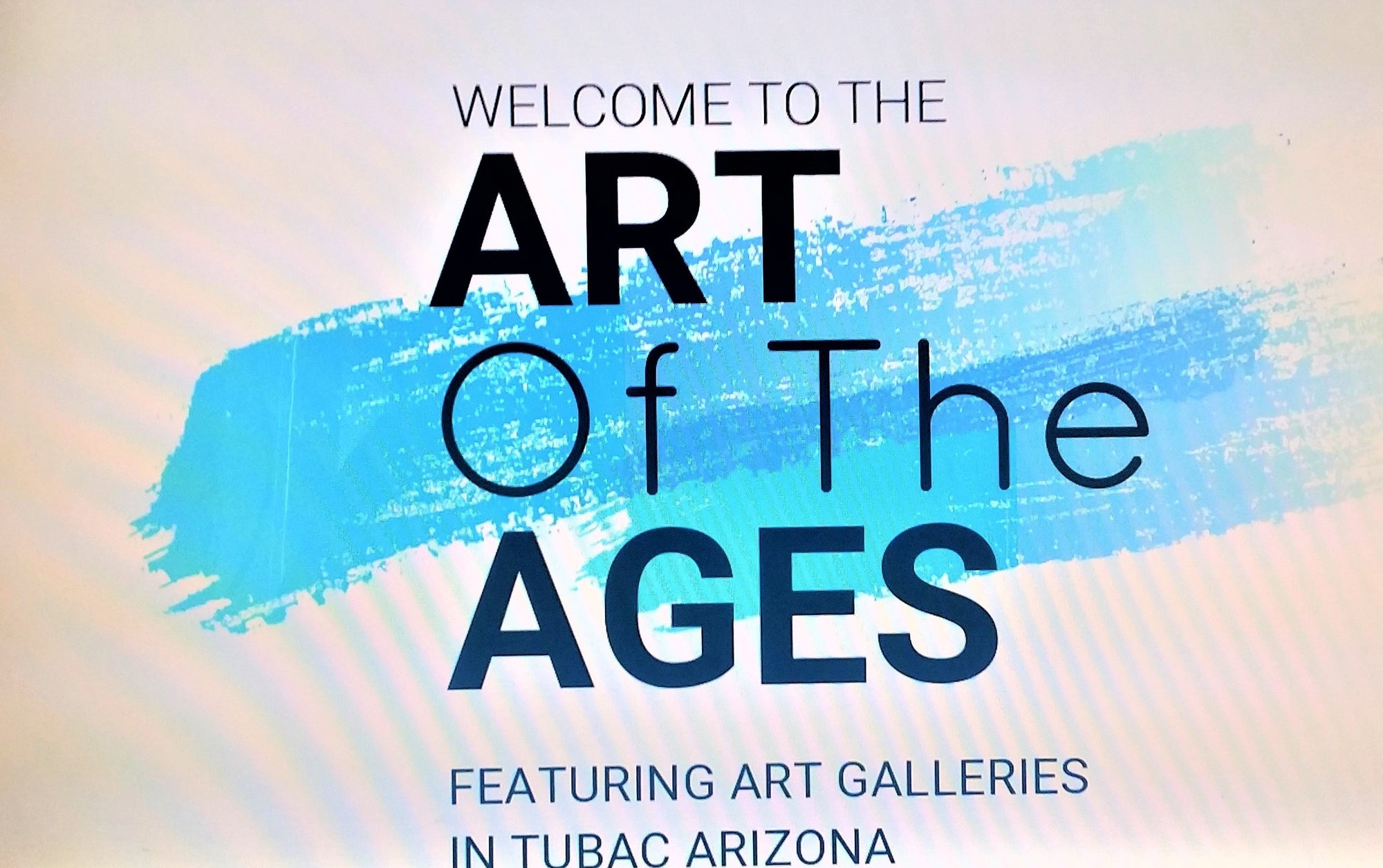 Art of the Ages in Tubac Arizona going on Feb 11th thru Feb 14th Valentines Day