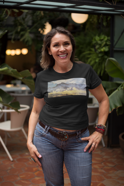 Old Rusty Car T-Shirt from Stone House of Tubac