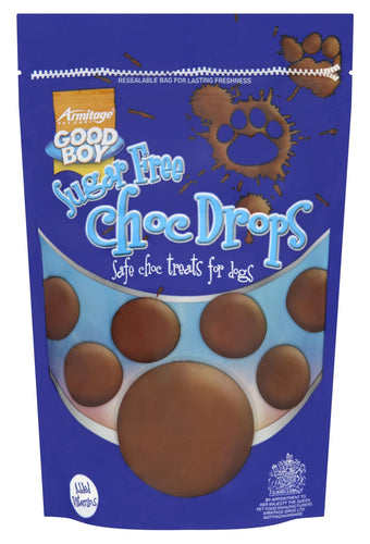 Good Boy - Sugar Free Choc Drops