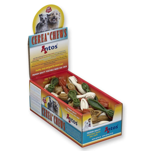 Antos - Cerea Toothbrush Chews - Small