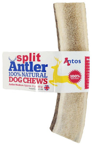 Antos - Antler Split Dog Chew