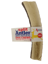 Load image into Gallery viewer, Antos - Antler Split Dog Chew