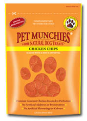 Pet Munchies - Chicken Chips