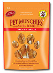 Pet Munchies - Chicken Twists