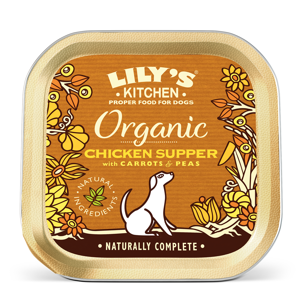 Lilys - Organic Chicken Supper Foils