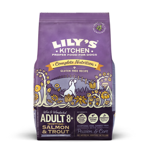 Lilys - Chicken & Trout for Senior Dogs