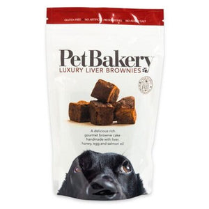Pet Bakery - Luxury Liver Brownies