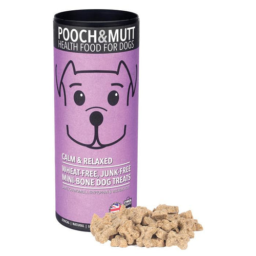 Pooch & Mutt - Calm & Relaxed Dog Treats