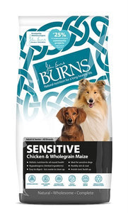 Burns Sensitive - Chicken & Wholegrain Maize