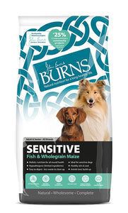 Burns Sensitive - Fish & Wholegrain Maize