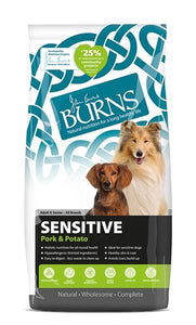 Burns Sensitive - Pork & Potato